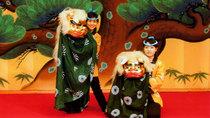 岡田民五郎社中(獅子舞衣)