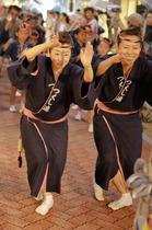 中村橋阿波踊り つくし連(半纏)
