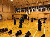 高階剣士会 Takashina Kenshikai(手拭い)